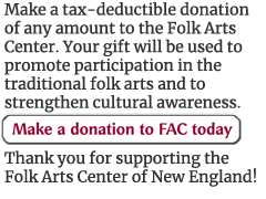 Giving to FAC