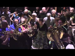 2012 Balkan Night: Zlatne Uste Brass Band