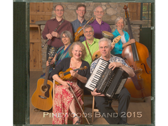 Pinewoods-Band-2015-CD
